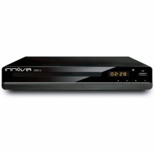 DVD Innova DVD-3 Negro