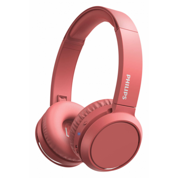 auriculares philips tahrd  diadema red