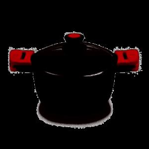 cacerola alta  premiere rojo