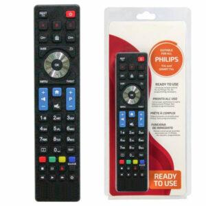 mando universal reemplazo televisores philips