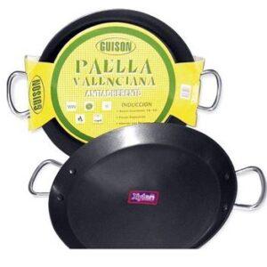 paellera guison cm inox induccion antiadherente