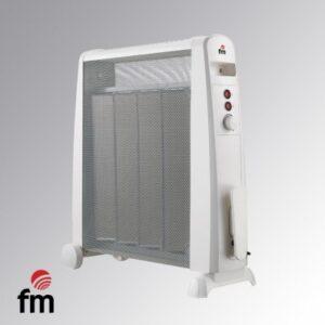 radiador mica fm rm  w
