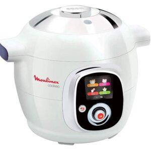 robot de cocina moulinex cookeo l ce w