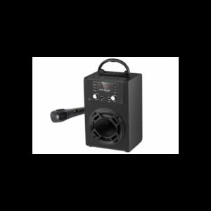 torre innova tw bk bluetooth mini karaoke