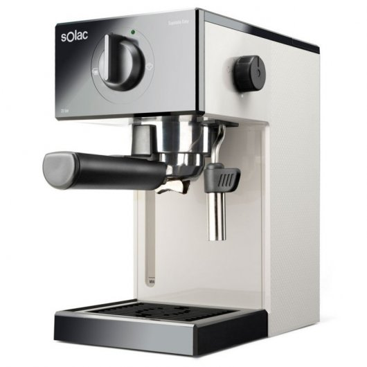 solac squissita easy ivory cafetera espresso  bar