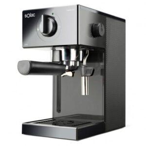 solac squissita easy graphite cafetera espresso  bares