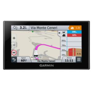 GPS Garmin Camper 660LMT Negro