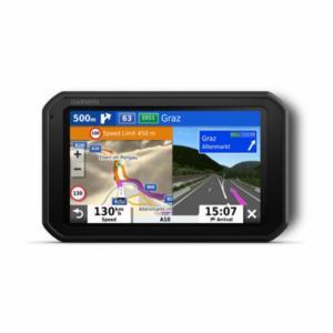 GPS Garmin  Camper 785 Negro