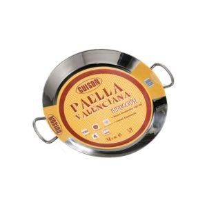 paellera guison cm inox induccion