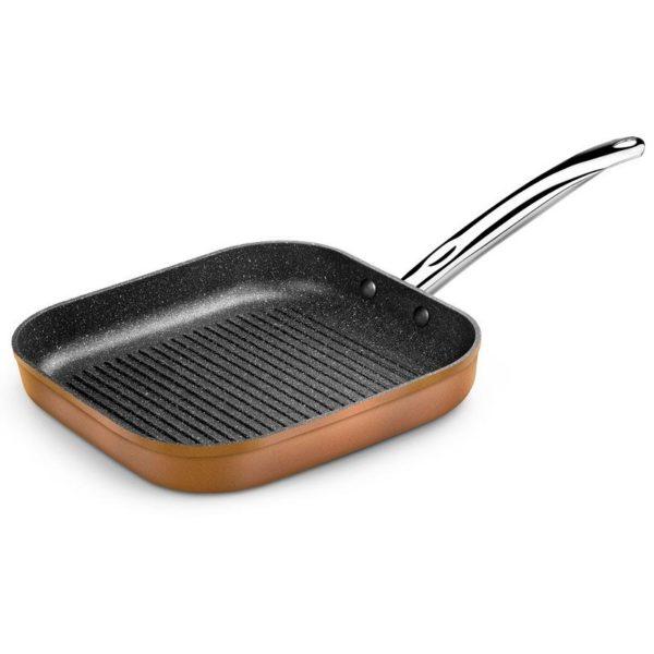 sarten asadomonix  cm copper induccobre