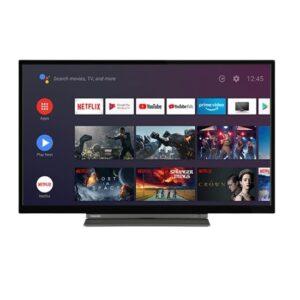 smart tv toshiba wabdg  hd dled wifi negro