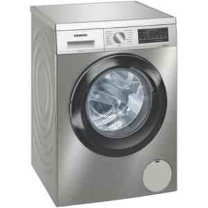siemens iq wuutxes lavadora carga frontal kg a acero antihuellas