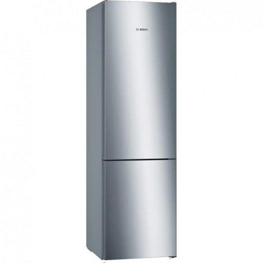 bosch kgnviea frigorifico combi a acero inoxidable especificaciones
