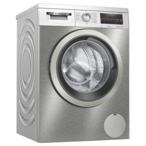 bosch wuutxes lavadora de carga frontal kg a acero inoxidable