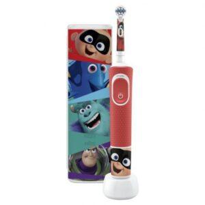 oral b kids d pixar cepillo electrico para ninos estuche