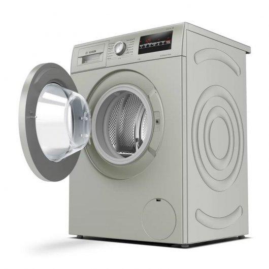 bosch wanxes lavadora de carga frontal kg a plata inox review