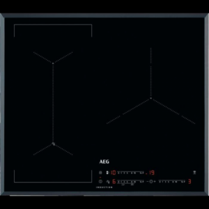 Encimera AEG IAE6344SFB Negro
