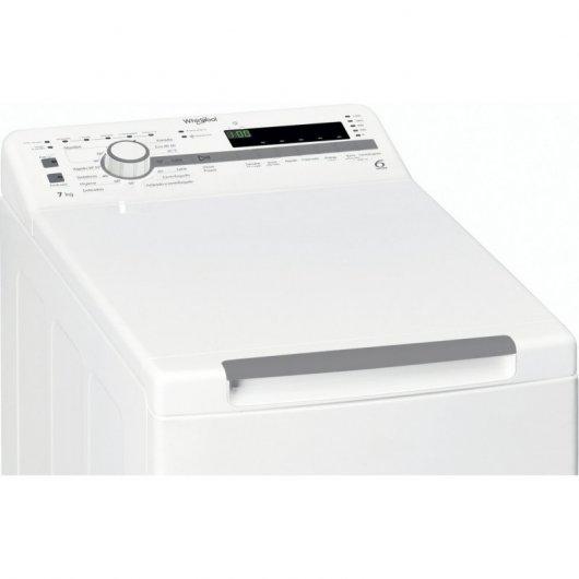 whirlpool tdlr  lavadora de carga superior kg a blanca