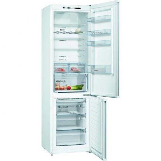 bosch kgnvwea frigorifico combi a blanco review