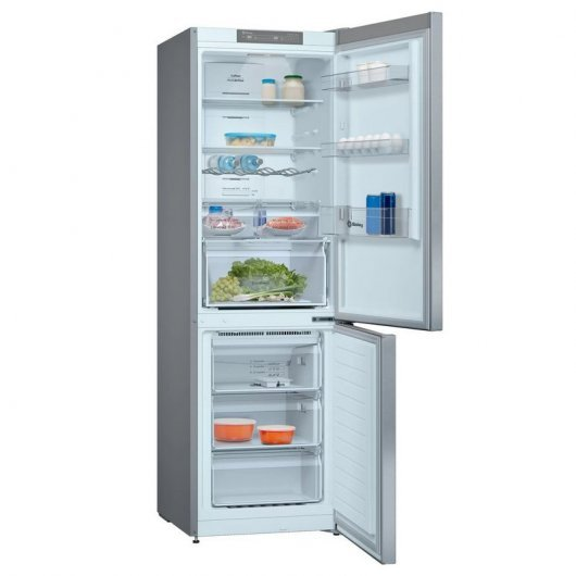 balay kfexi frigorifico combi a acero inoxidable d ea ad  ceabff