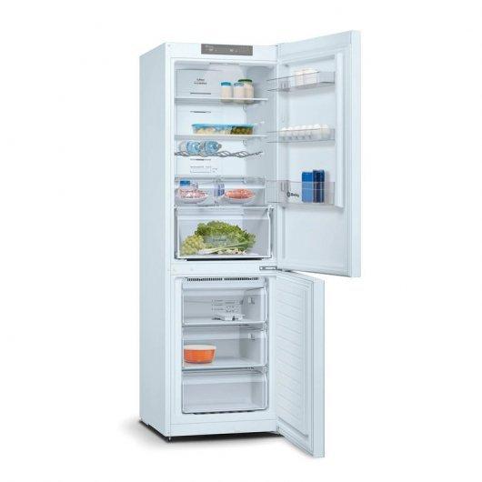 balay kfewi frigorifico combi a blanco especificaciones