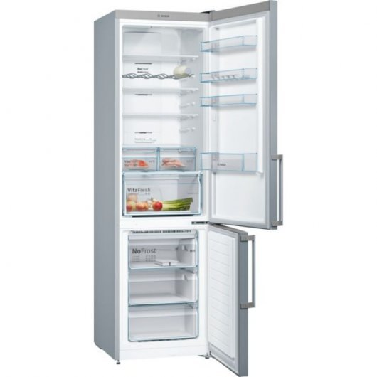 bosch kgnxidp frigorifico combi a acero inoxidable opiniones