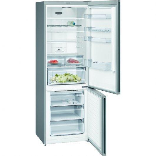 siemens kgnxiea frigorifico combi a acero inoxidable review
