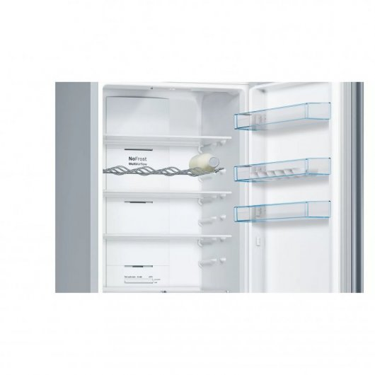 bosch kgnviea frigorifico combi a acero inoxidable opiniones