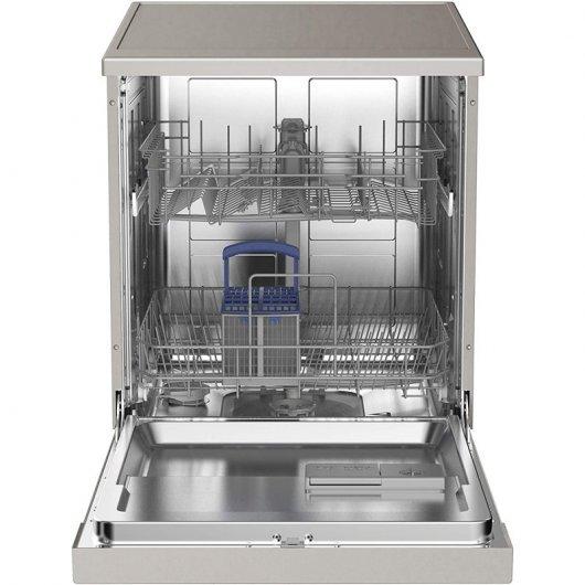hisense hsx lavavajillas capacidad  cubiertos a inox review