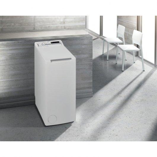 whirlpool tdlr  lavadora de carga superior kg a blanca comprar
