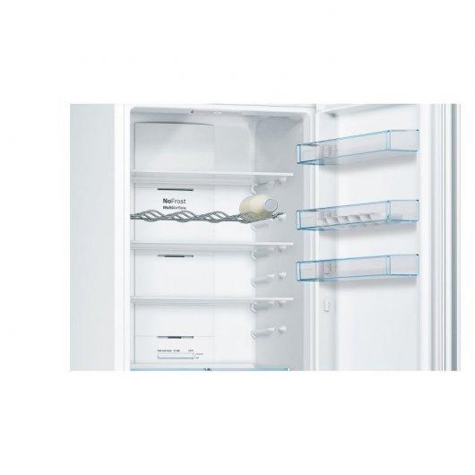 bosch kgnvwea frigorifico combi a blanco foto