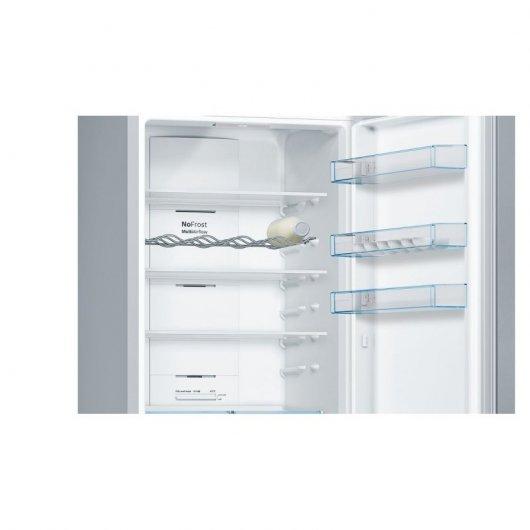 bosch kgnxidp frigorifico combi a acero inoxidable review