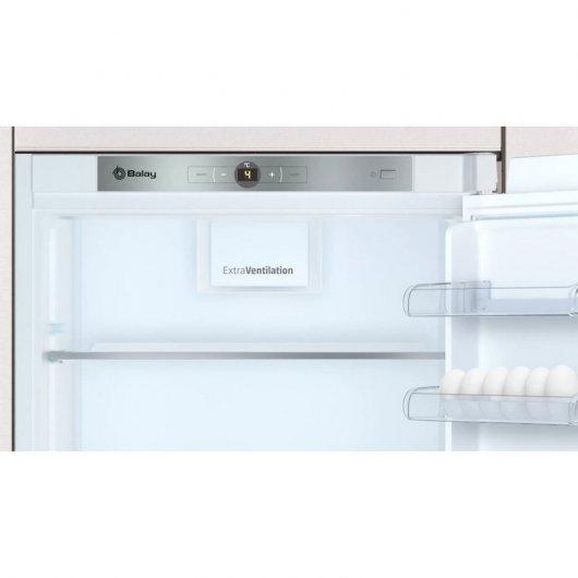 balay kiff frigorifico combi integrable a dad  a d caced