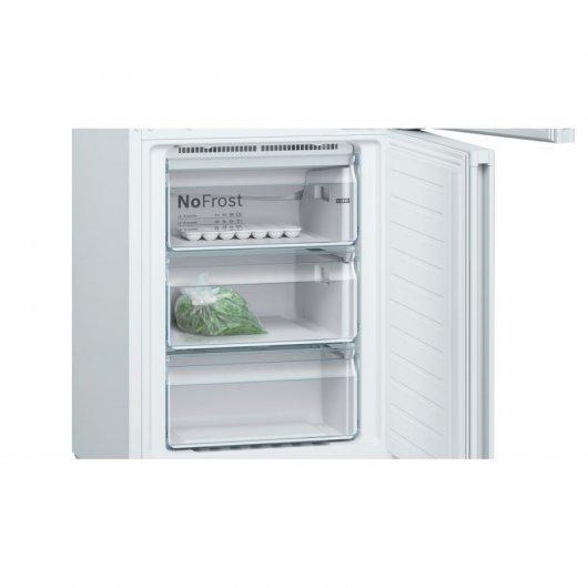 bosch kgnvwea frigorifico combi a blanco faec a f  fcfdea