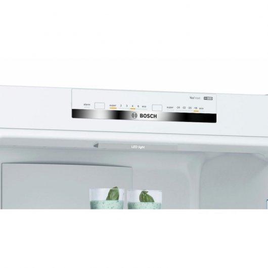 bosch kgnvwea frigorifico combi a blanco fb bc b dac fdcaae