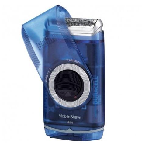 braun afeitadora mobileshaver mb