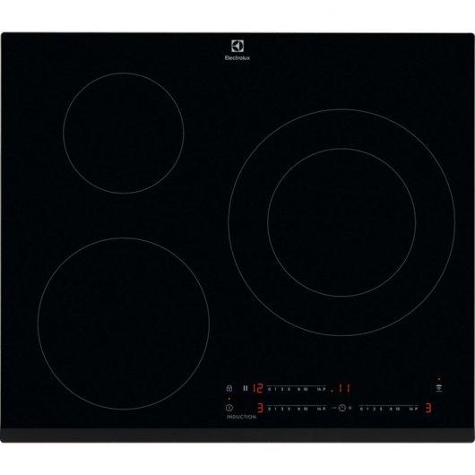 electrolux lit placa de induccion  zonas cm negra especificaciones