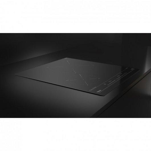teka izc  placa de induccion modular  zonas cristal negro fc eff d ac ceccbde