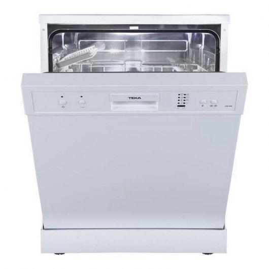 teka lp  lavavajillas capacidad  cubiertos a blanco comprar