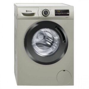 balay tsx lavadora de carga frontal kg a plata inox especificaciones