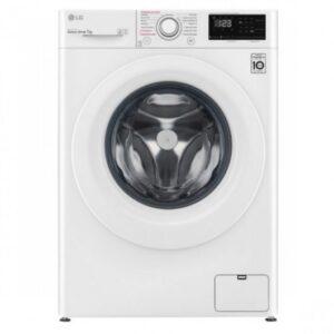 lg fwnssw lavadora de carga frontal kg a blanco comprar