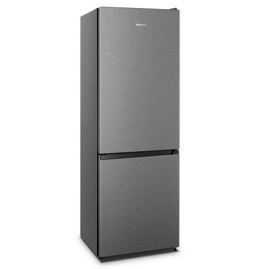 hisense rbnac frigorifico combi a acero inoxidable comprar