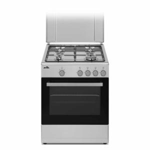 Cocina Artica AKF6060X Inox 4F