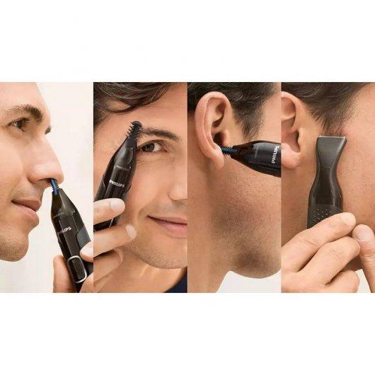 philips nose trimmer series  nt  recortador para nariz orejas cejas opiniones