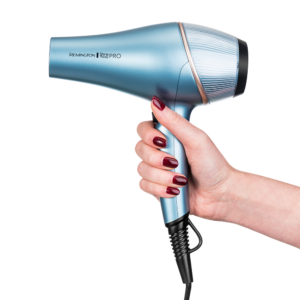 large AC Shine Therapy PRO Hairdryer In Hand