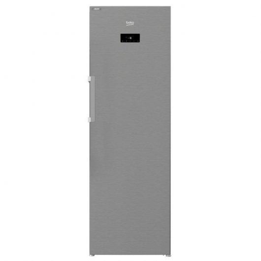 beko rfneexn congelador vertical l a acero inoxidable especificaciones