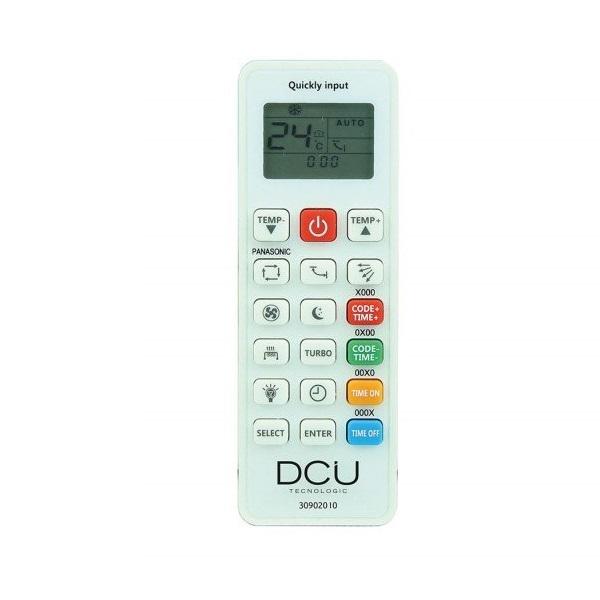 dcu mando a distancia universal para aire acondicionado