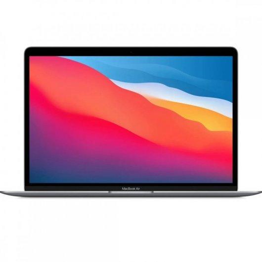 apple macbook air apple m gb gb ssd gpu hepta core  gris espacial