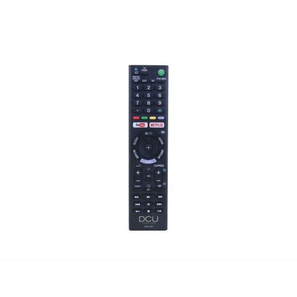 dcu mando a distancia universal para televisores sony