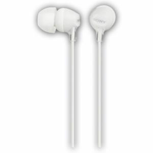 Auriculares Sony MDREX15LPW Blanco